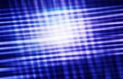 Blauer Bewegungszittern-Zusammenfassungshintergrund Lizenzfreies Stockfoto