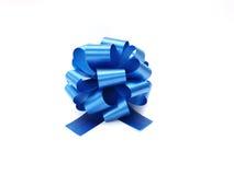 Blauer Bogen Lizenzfreie Stockfotos