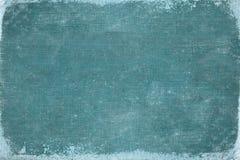 Blauer Bucheinband der Weinlese Stockfotos