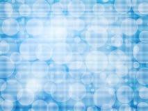 Blauer defocus Zusammenfassungshintergrund stock abbildung
