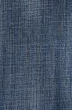 Blauer Denimgewebehintergrund lizenzfreie stockbilder
