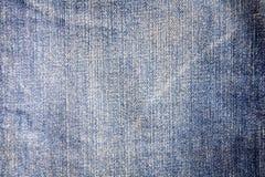 Blauer Denimhintergrund lizenzfreies stockfoto