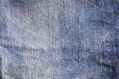 Blauer Denimhintergrund lizenzfreies stockbild