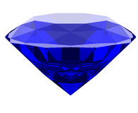 Blauer Diamant Stockfotos