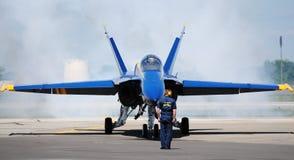 Blauer Engel Lizenzfreies Stockfoto