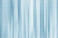 Blauer Fliesehintergrund Lizenzfreie Stockfotos