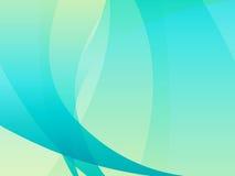 Blauer Geschäftshintergrund Lizenzfreie Stockbilder