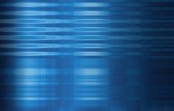 Blauer Geschäftshintergrund Stockbild