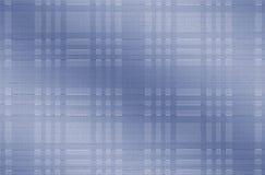 Blauer getonter abstrakter quadratischer Effekt-Hintergrund Lizenzfreie Stockfotos