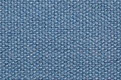 Blauer Gewebe-Hintergrund Stockfotos