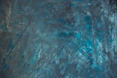 Blauer Gray Grunge Abstract Texture Background Stockbild