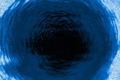 Blauer Grunge Auszug Lizenzfreie Stockfotos