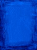 Blauer Grunge Hintergrund Lizenzfreie Stockbilder