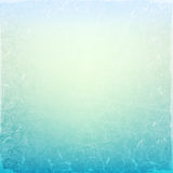 Blauer grungy Hintergrund. Stockbilder