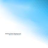 Blauer heller abstrakter Hintergrund Lizenzfreies Stockfoto