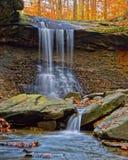 Blauer Hen Falls, Ohio Lizenzfreie Stockfotos