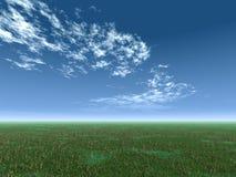 Blauer Himmel Lizenzfreie Stockfotografie
