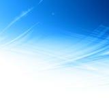 Blauer Himmel lizenzfreie abbildung