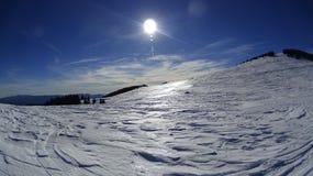 Blauer Himmel lizenzfreies stockfoto