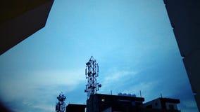 Blauer Himmel stockbilder