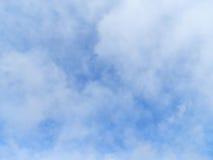 Blauer Himmel stockfotografie