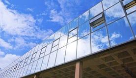 Blauer Himmel-Denken Lizenzfreie Stockbilder