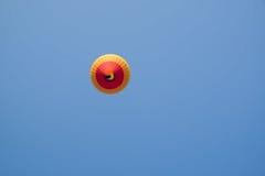 Blauer Himmel des Ballons Stockfoto