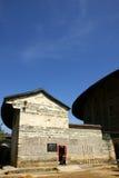 Blauer Himmel in Tu Lou A Stockbild