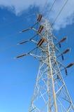 Blauer Himmel und Wolken für Hintergrund Stockfoto