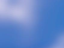 Blauer Himmel Weichzeichnung unscharfer Hintergrund Lizenzfreie Stockfotografie