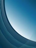Blauer Hintergrund Stockbild