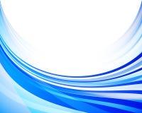 Blauer Hintergrund Stock Abbildung