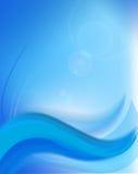 Blauer Hintergrund Lizenzfreies Stockbild