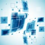 Blauer Hintergrund. Lizenzfreie Stockfotos