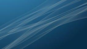Blauer Hintergrund der hellen Wellen vektor abbildung