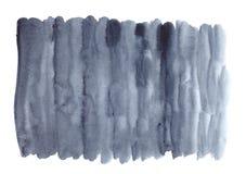 Blauer Hintergrund des Flusses für Design und Text Lizenzfreies Stockfoto