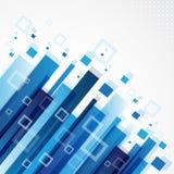 Blauer Hintergrund Digital Stockbilder