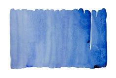Blauer Hintergrund für Mitteilungen stockfoto