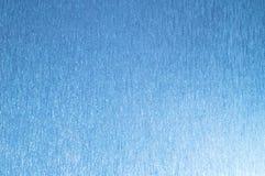Blauer Hintergrund mit Linien und Scheinen Lizenzfreie Stockfotografie
