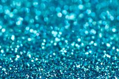 Blauer Hintergrund mit Scheinen Stockfotografie