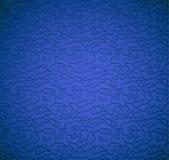 blauer Hintergrund mit Wolken Lizenzfreie Stockbilder