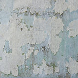 Blauer hölzerner abstrakter Hintergrund des Schmutzes Stockfotografie