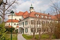 Blauer Hof, Laxenburg, Oostenrijk, Europa stock afbeelding