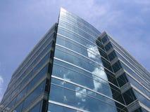 Blauer Kontrollturm Stockfotografie