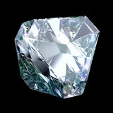 Blauer Kristall vektor abbildung