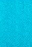 Blauer lederner Hintergrund Stockbilder