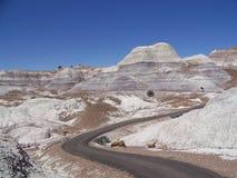 Blauer Mesa Trail 2 Stockfoto