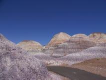 Blauer Mesa Trail 4 Stockbilder