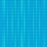 Blauer nahtloser Hintergrund Lizenzfreie Stockbilder