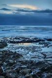 Blauer Ozean lizenzfreies stockbild
